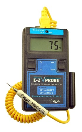 E-Z Probe - Tire & Rubber Industry Temperature Kit