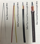 Precalibrated Replaceable Fine Wire Thermocouples