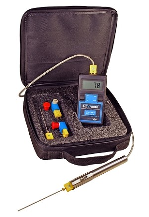 E-Z Probe Plastics Molding Temperature Kit