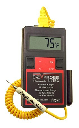 E-Z Probe® Ultra Compact Digital Pyrometer