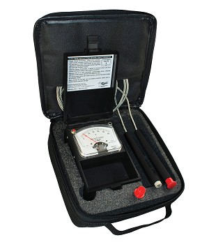 Pocket-Probe Analog Gas & Utility Temperature Kit