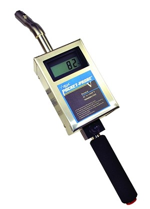 Pocket-Probe V Digital Pyrometer